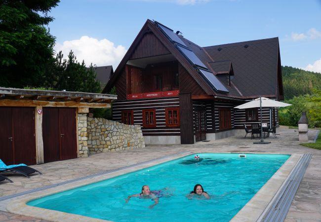 Villa en Vidochov - Stupna KSS180
