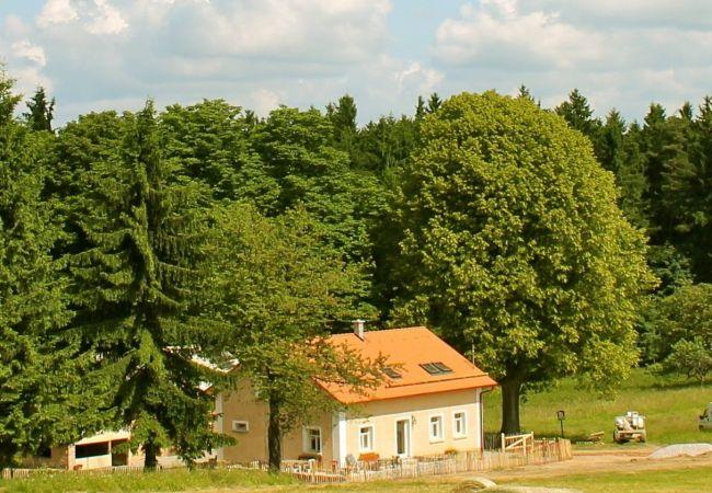 Villa en Milíre - Dum u Lesa Milire 120