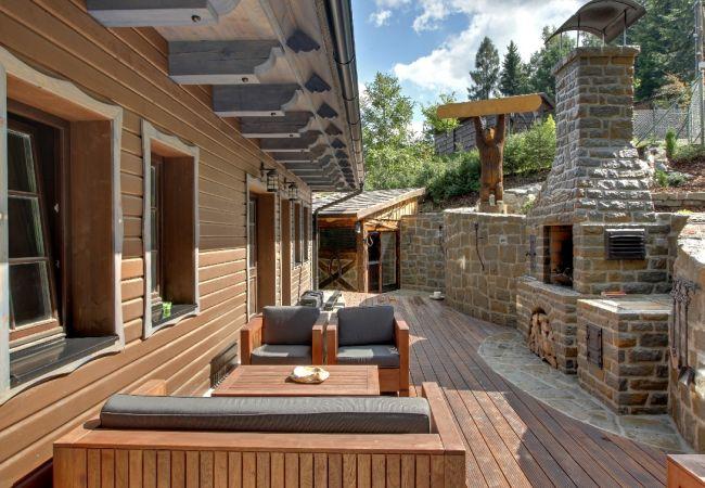 Villa en Pstruží - MPTY561