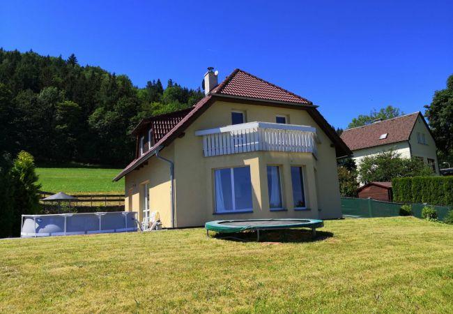 Villa in Žaclér - Zacler, KBV200