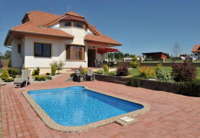 Villa in Frymburk - Frymburk SFW273