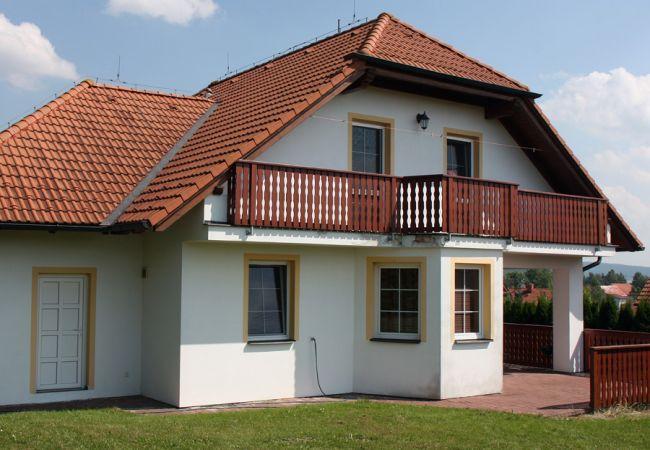 Villa in Frymburk - Frymburk SFS272