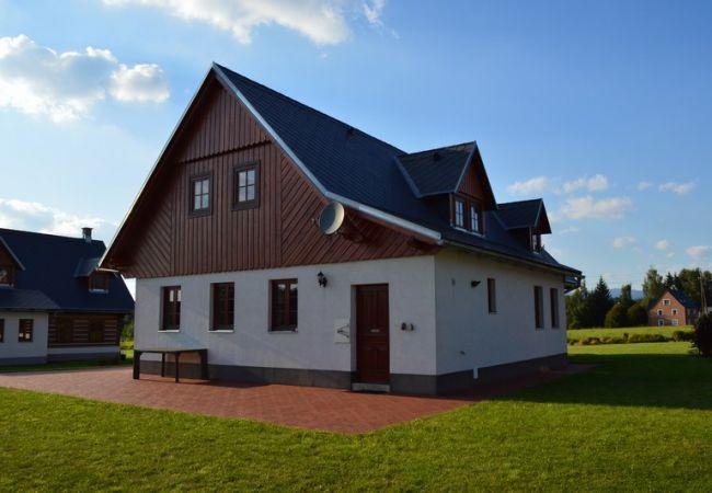 Villa in Vrchlabí - Vrchlabi KVT046