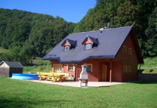 Villa in PrkennyDul - Zacler KZA023
