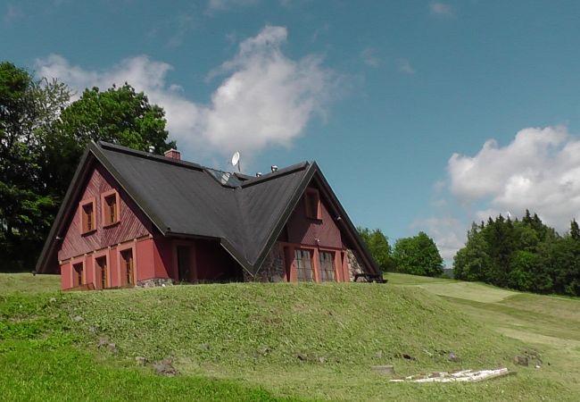 Villa in Žaclér - Zacler KZA020