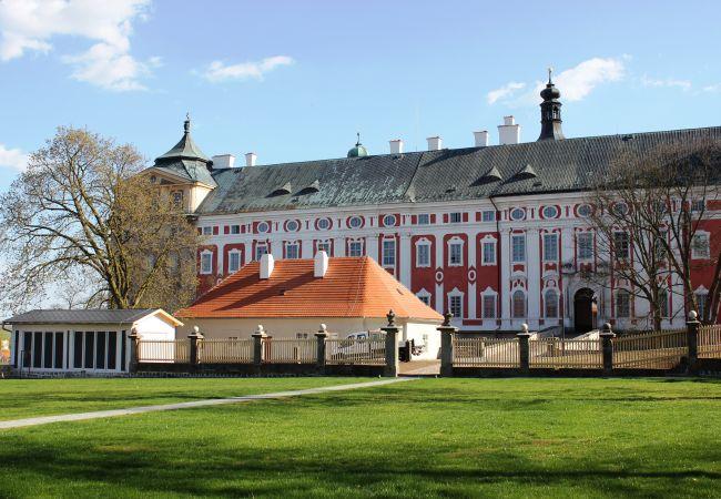 Rent by room in Broumov - Klaster Broumov