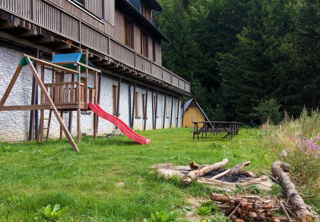 Appartement in Rokytnice nad Jizerou - KRP655