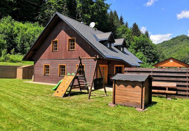 Villa in PrkennyDul - Zacler KZA021