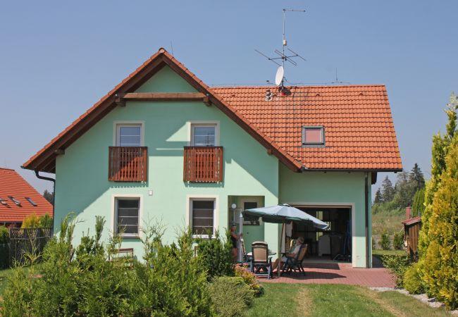 Villa à Frymburk - Frymburk SFD271