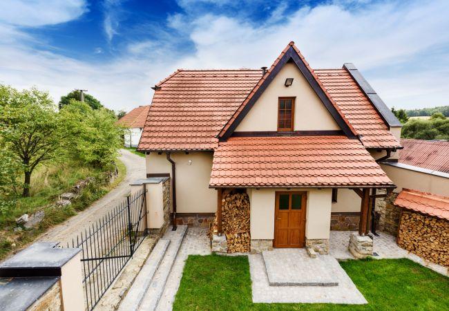 Villa in Varvažov - Orlík JVNK101